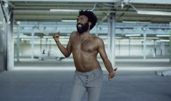 People have been listening to 'This Is America' on repeat