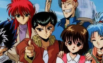 Our fave OG anime 'Ghost Fighter' is coming to Netflix