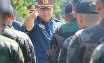 """Anti-Terror Law Day 1: Gen. Sinas allegedly """"harassed"""" a family"""