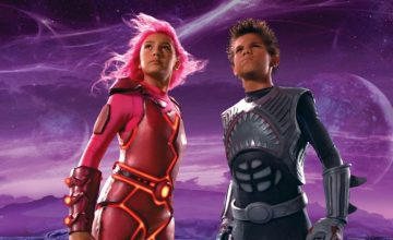 So, Sharkboy and Lavagirl are parents now?