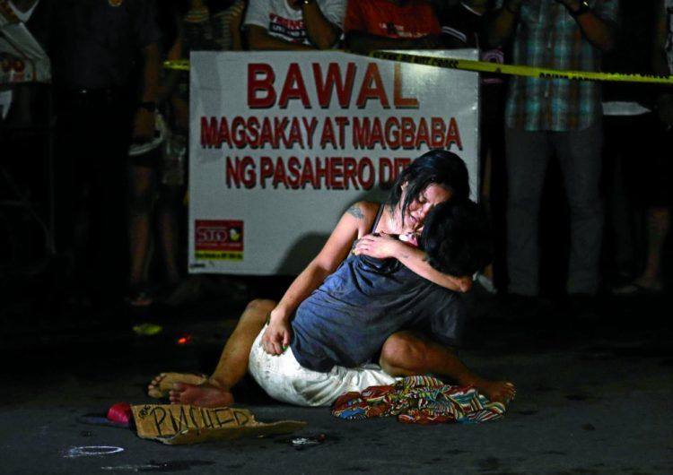 Families of EJK victims are the leads of this new podcast