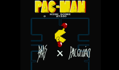 Fine, we'll admit it—'Pac-Man' sorta slaps