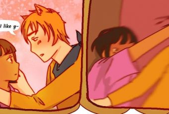 An artist drew this fancomic so folks can stop simping on Dora