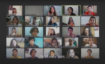 """In short film """"Excuse Us,"""" we see the ugly reality behind online classes"""