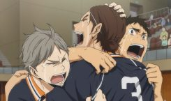 "Say goodbye to ""Haikyuu!!,"" the manga that made you like…"