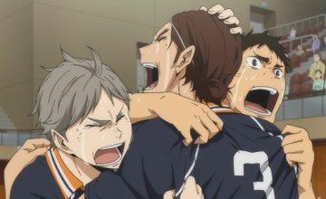"Say goodbye to ""Haikyuu!!,"" the manga that made you like sports"