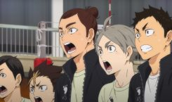 "Netflix's latest serve: All four seasons of ""Haikyuu!!"""