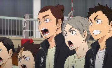 "Netflix's latest serve: All four seasons of ""Haikyuu!!"""