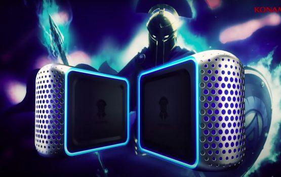 Meet Arespear: Konami's esports-ready PC