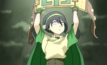 Our childhood OG Toph Beifong is getting a graphic novel