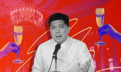 """Once upon a time, """"anti-oligarch"""" Rep. Defensor threw this """"The…"""