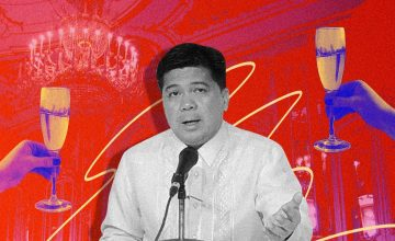 """Once upon a time, """"anti-oligarch"""" Rep. Defensor threw this """"The Great Gatsby"""" party"""