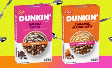 Cereal killers, Dunkin' Donuts is offering your next target