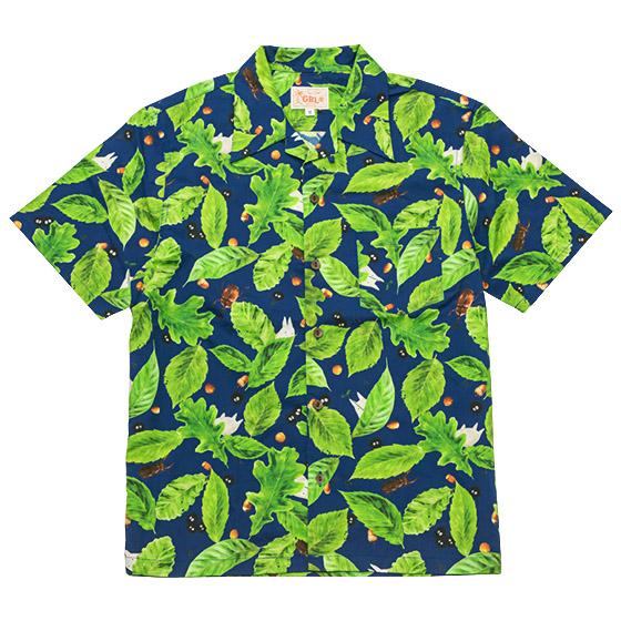studio ghibli hawaiian shirt 1