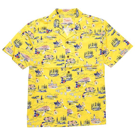studio ghibli hawaiian shirt 2