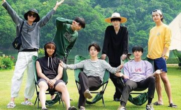This new reality show lets you be one with nature (and BTS)