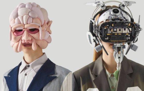 Gentle Monster's eyewear collection is peak cyberpunk energy