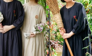 You can effortlessly cosplay Kiki with these new Ghibli merch