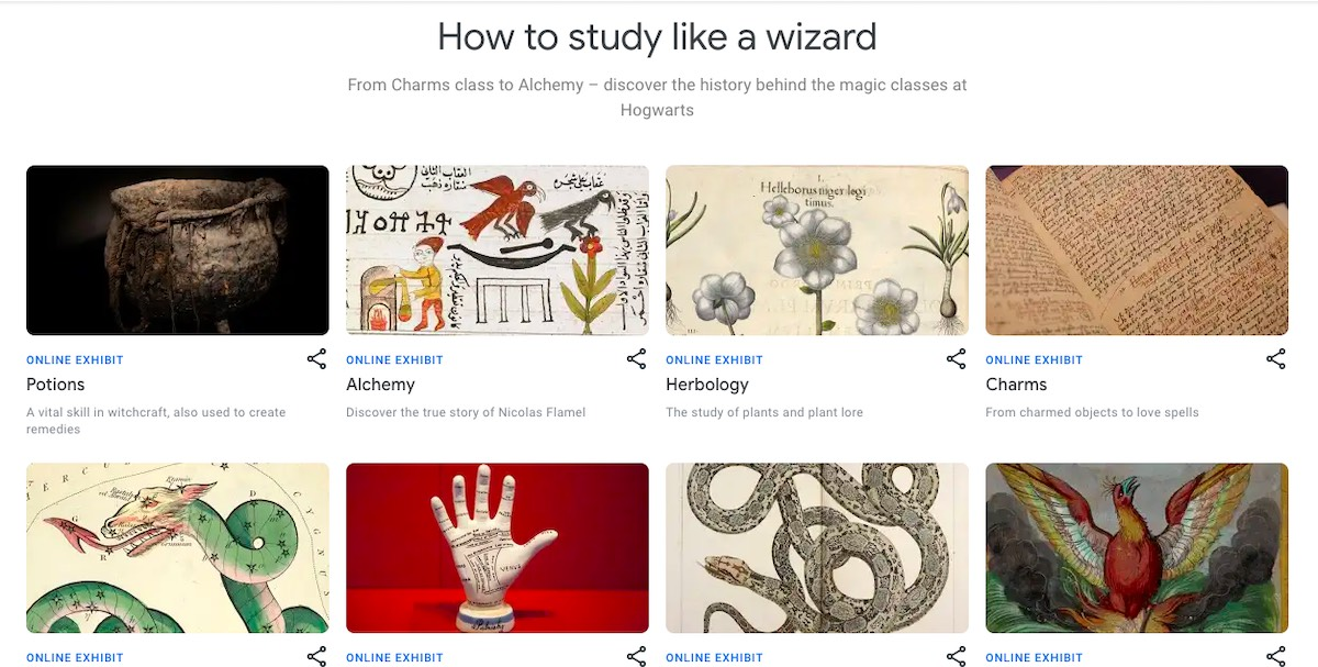 hogwarts history british library