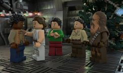 Lego-fied 'Star Wars Holiday Special' is here to make us…