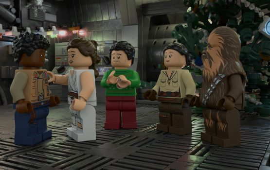 Lego-fied 'Star Wars Holiday Special' is here to make us cringe again