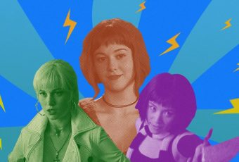 "A love letter to the amazing women of ""Scott Pilgrim"""