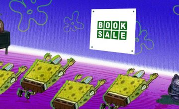 Hold my shelf, Booksale is finally online