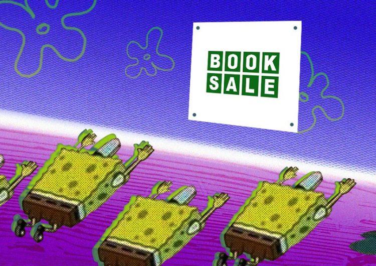 Hold my shelf, Booksale is finally online