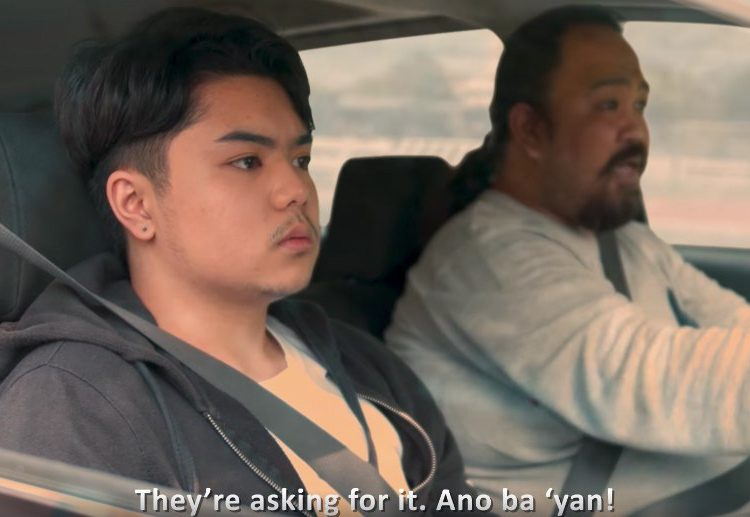 Send this short film to your victim-blamer tito
