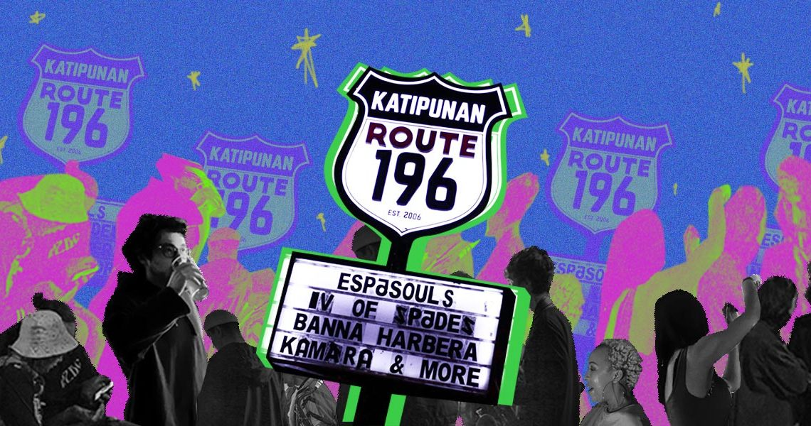 A eulogy for Route 196 (and other gig haunts we lost)