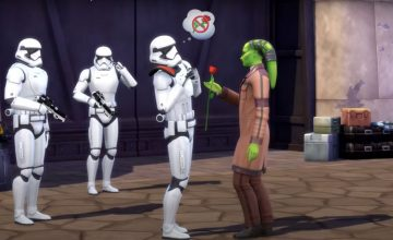 "Some The Sims fans aren't happy about the new ""Star Wars"" expansion pack"