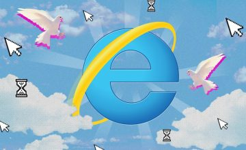 RIP Internet Explorer, it's been real (slow)