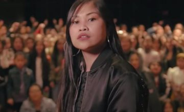 Rapper Ruby Ibarra's WIP: A COVID-19 vaccine (and a new album)