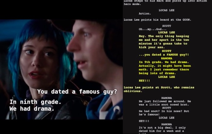 This Netflix add-on lets you read a film's screenplay while you stream it