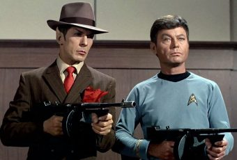 Quentin Tarantino really, really wants his 'Star Trek' gangster AU to happen