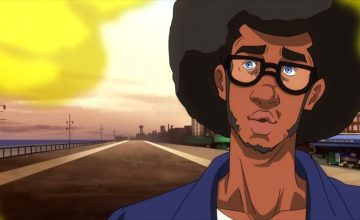 TIL, Black-owned studio D'Art Shtajio worked on some of our fave anime shows