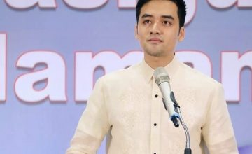 Vico Sotto thanks frontliners, like all public servants should