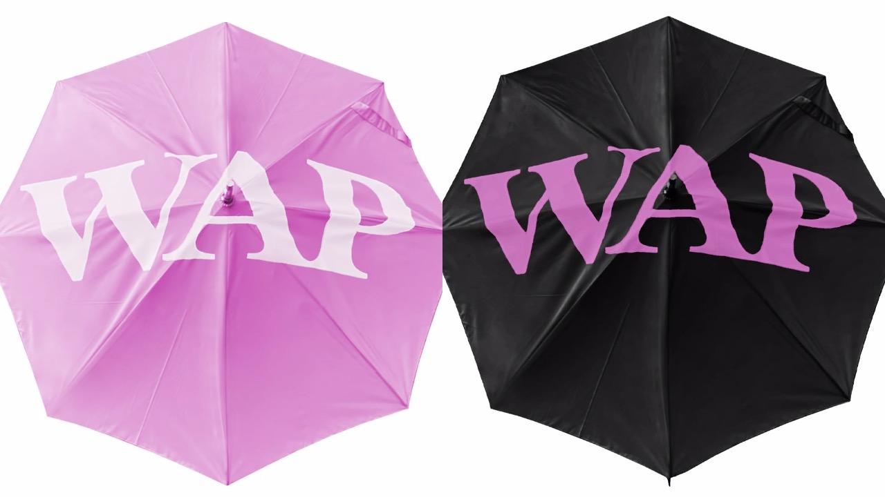 wap umbrellas cardi b