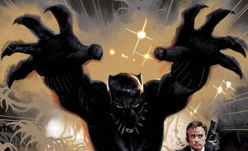 Over 200 free digital issues of 'Black Panther' are up on ComiXology
