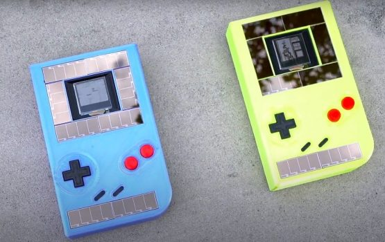 The future of gaming is here, in battery-less Game Boy form
