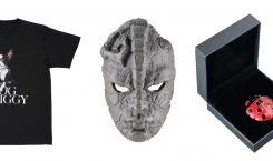 That OP stone mask from 'Jojo's Bizarre Adventure' is real…