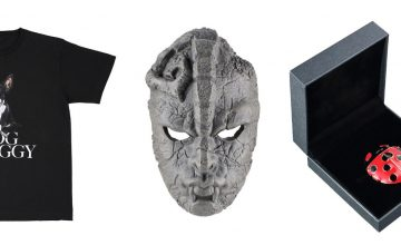 That OP stone mask from 'Jojo's Bizarre Adventure' is real (well, sort of)