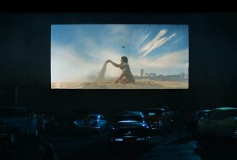 If you miss movie dates, a new drive-in theater's opening soon