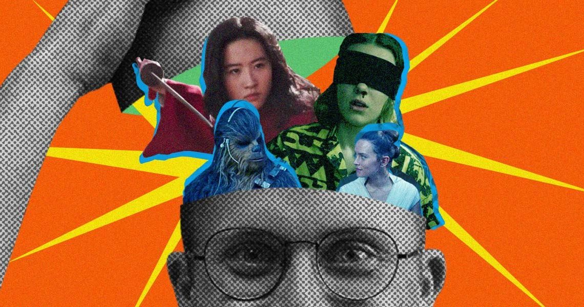 Why the real villain of pop culture is nostalgia