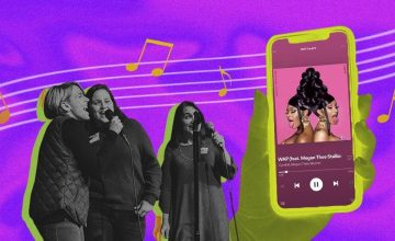 "Spotify's ""future"" karaoke add-on will make our hearts literally sing"
