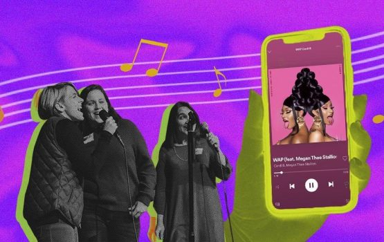 """Spotify's """"future"""" karaoke add-on will make our hearts literally sing"""