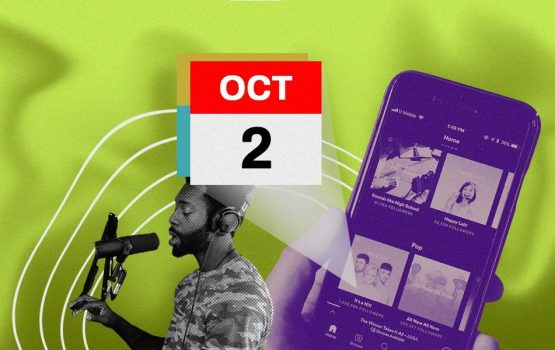 Keep up with virtual gigs through Spotify's nifty new feature