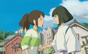 Here are 400 free Studio Ghibli stills for your aesthetic moodboards