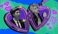 This is a fan letter to BTS' RM: Artist, leader…