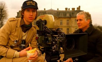 Wes Anderson has another WIP (yeah, besides 'The French Dispatch')